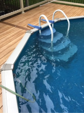 Above Ground Pools Pool Construction Leak Detection And