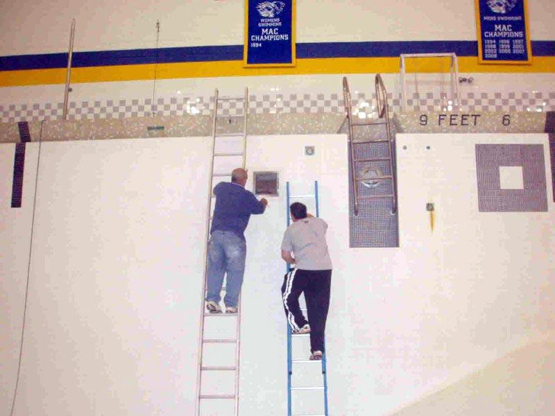 Inground Repairs Swimming Pool Service Spa Repair And
