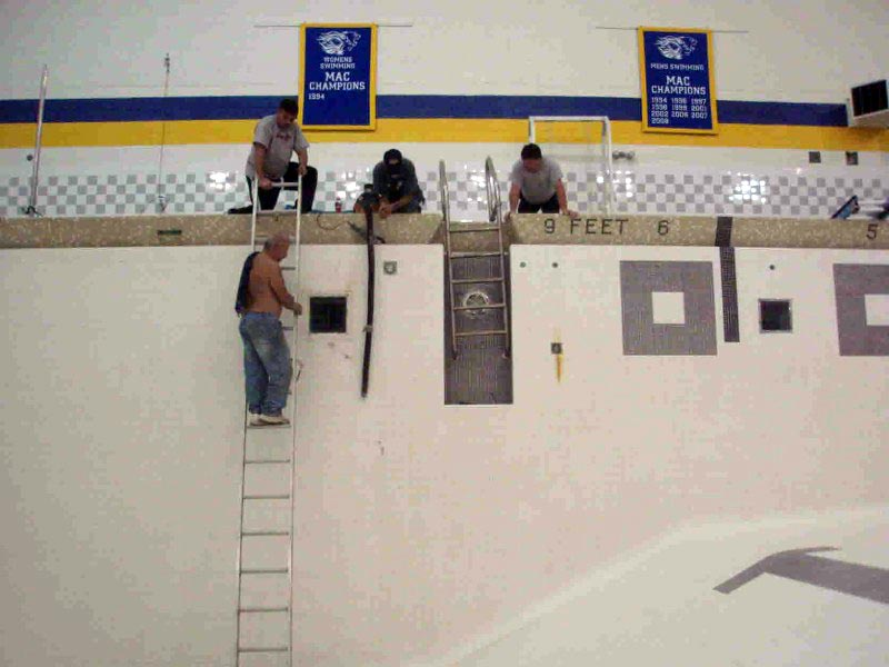 Inground Repairs Swimming Pool Service Pool Maintenance