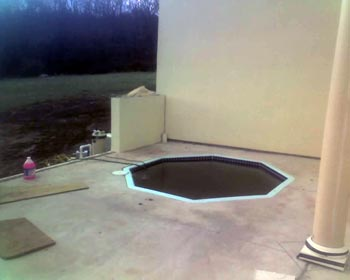 Spa Repair Swimming Pool Service Pool Construction And