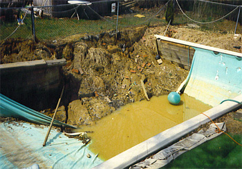 Storm Damage Claims Pool Maintenance Leak Detection And